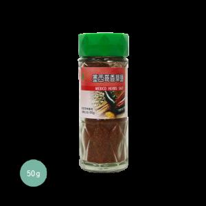飛馬墨西哥香草鹽G50g