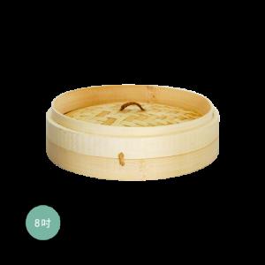 竹蒸籠蓋8寸