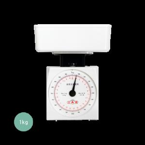 三箭牌磅秤1kg(HI103)