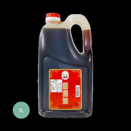 提香024調合胡麻油A級3L