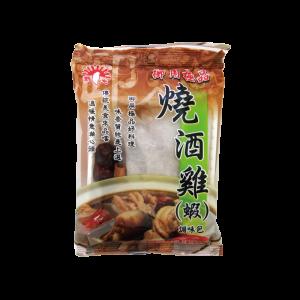 新光燒酒雞(蝦)調味包60g