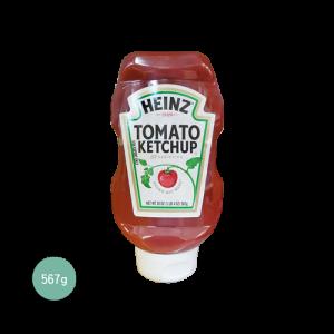 HEINZ亨氏蕃茄醬(塑膠倒瓶)567g