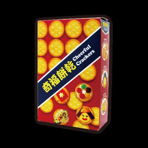 掬水軒奇福餅乾140g