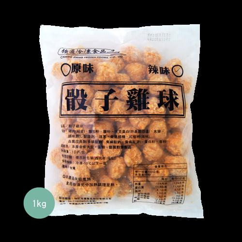 強匠骰子雞(辣味)1kg