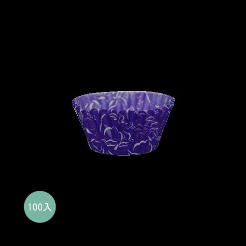 紙杯紫色水蜜桃100入