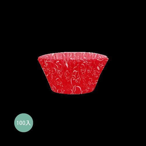 紙杯紅色水蜜桃100入