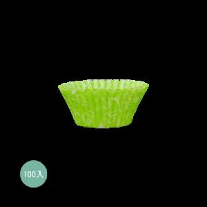 紙杯綠色水蜜桃100入