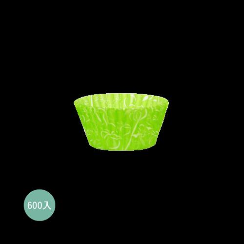 紙杯綠色水蜜桃600入