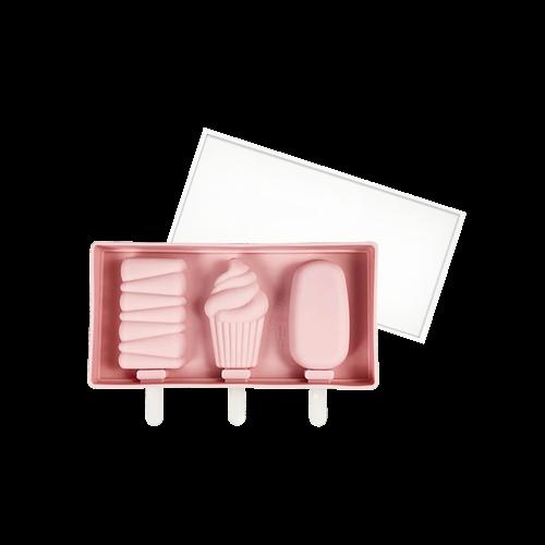 會員優惠-焙蒂絲三連冰棒造型模SM205