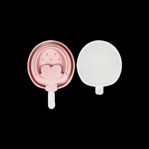 會員優惠-焙蒂絲SM203單連草莓造型冰棒模