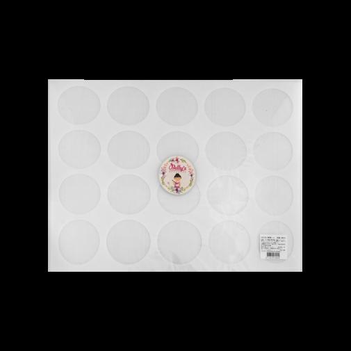 PM504瓦片酥模(20孔)
