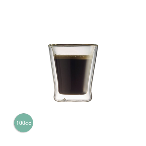 Tiamo HG2051-1601雙層玻璃杯100cc