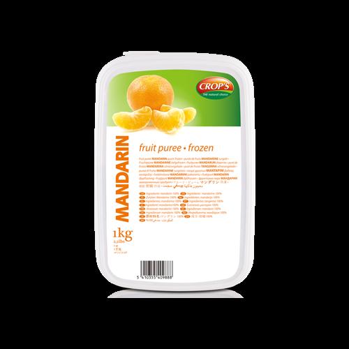 迎夏涼一下~珂柏斯冷凍柑橘果泥1kg-客訂商品