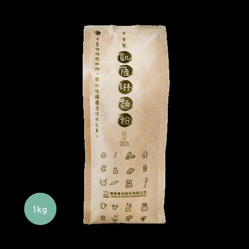 日本感恩祭-德麥凱薩琳高筋麵粉1KG(日本製)