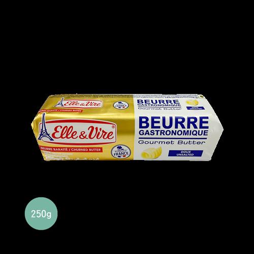 法國萊思克AOP奶油(無鹽)250g