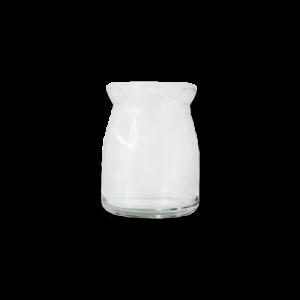 P166保羅瓶玻璃布丁杯100CC