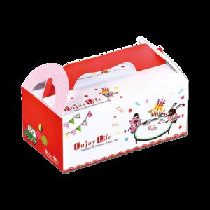歡樂派對-4K手提餐盒10入
