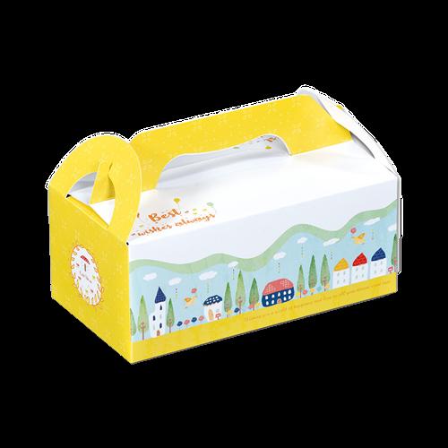 小市集-手提餐盒10入