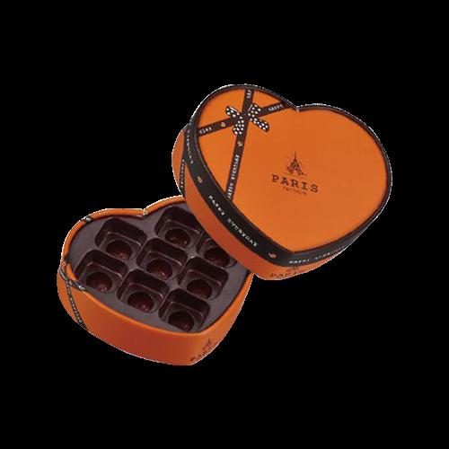 會員優惠-法雅樂8入心型盒