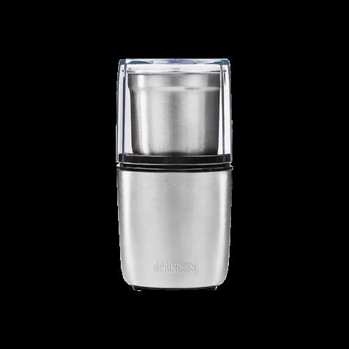 會員優惠-PRINCESS不鏽鋼電動咖啡磨豆機