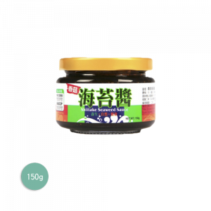 配飯良友-菇王香菇海苔醬150G