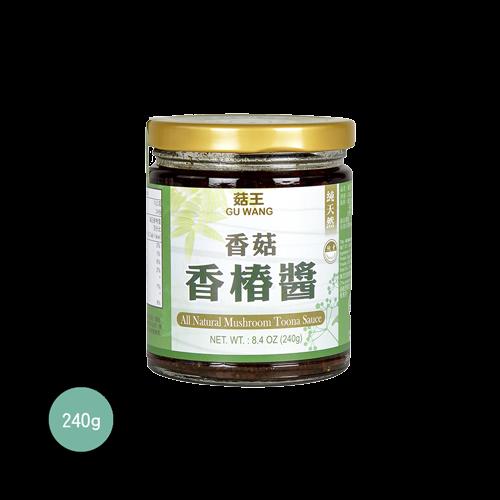 菇王純天然香菇香椿醬240g