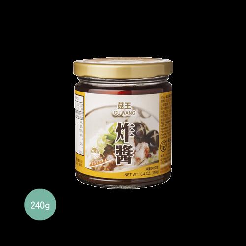 菇王素食炸醬