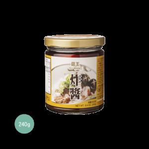 配飯良友-菇王素食炸醬