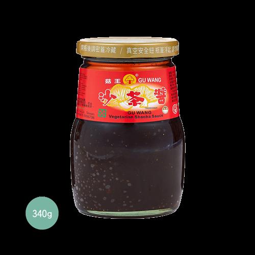 菇王素食沙茶醬