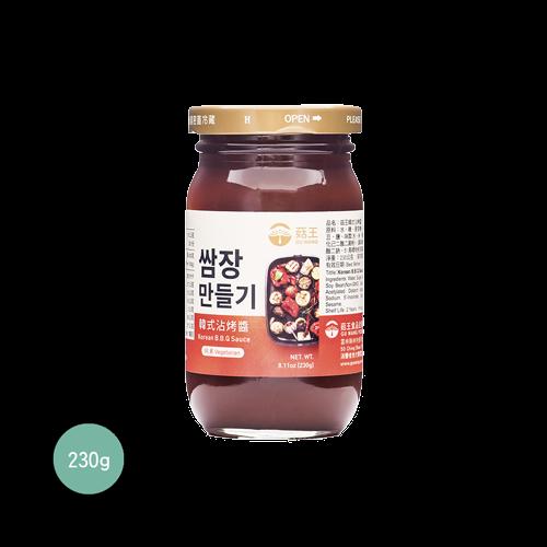 菇王韓式沾烤醬230g