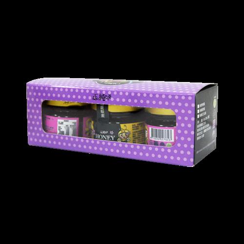 雙月促銷-正純蜂蜜小禮盒(30g*3罐)※售完為止