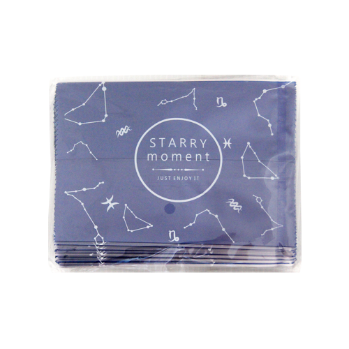 會員優惠-磨砂西點袋100入-紫色星空