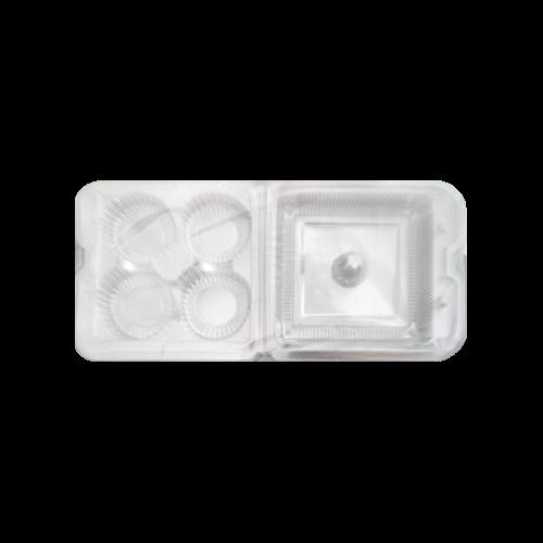 蛋塔盒4粒裝 25入