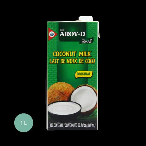 AROY-D椰奶(盒裝)