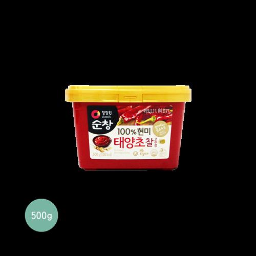 韓國辣椒醬500g