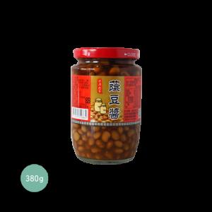 蔭豆醬(伍)380g