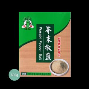 松井芥末椒鹽粉600g