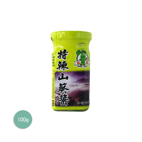 松井芥末醬(玻璃)100g