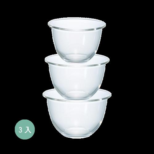 HARIO厚實耐熱玻璃調理碗(客訂商品)