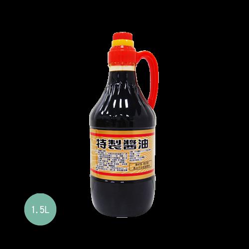 金蘭特製醬油