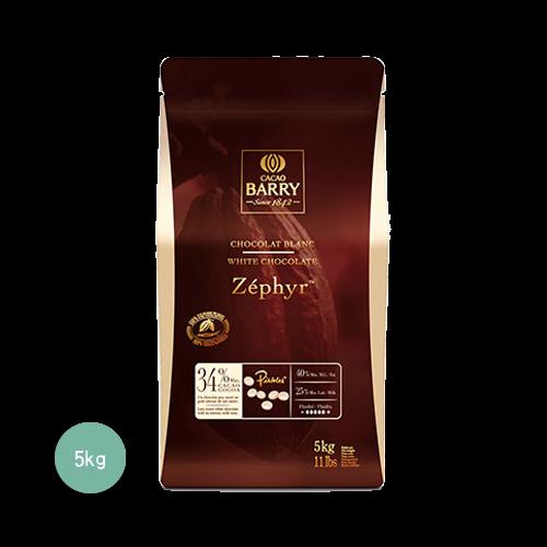 札飛柔滑白巧克力34%(鈕扣狀)5KG(客訂商品)