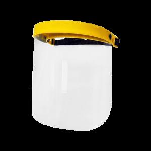 透明防護面罩W-55