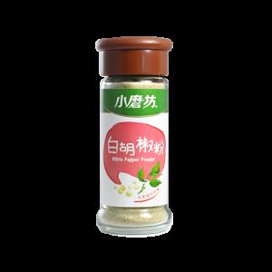 小磨坊白胡椒粉30g