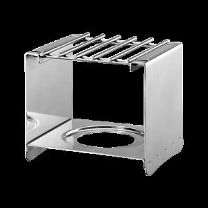 Tiamo HG4457不銹鋼方型爐架