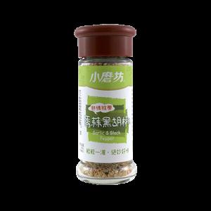 小磨坊香蒜黑胡椒32g