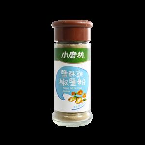 小磨坊鹽酥雞椒鹽粉40g