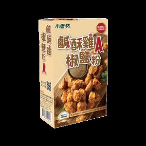 小磨坊鹹酥雞椒鹽粉A1.5kg