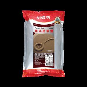 小磨坊西式胡椒鹽1kg