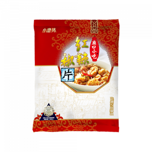 小磨坊紅辣椒片600g