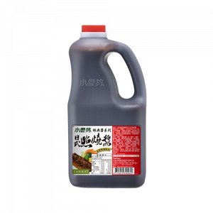 小磨坊日式照燒醬2.4kg